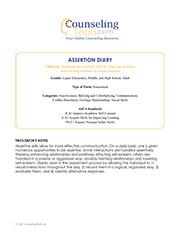 Assertion Diary
