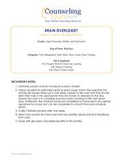 Brain Overload?
