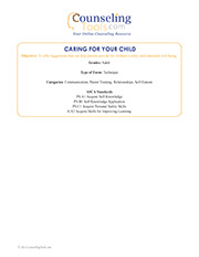 Caring for Your Child