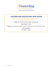 Children and Adolescents with Autism