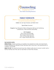 Family Conflicts