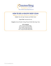 How to Do a Healthy Body Scan