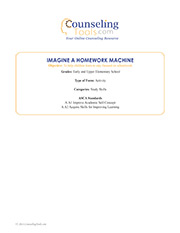 Imagine a Homework Machine