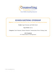 School Elections: Citizenship