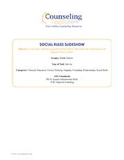 Social Rules Slideshow