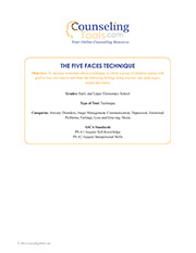 The Five Faces Technique