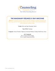 The Imaginary Feelings X-Ray Machine