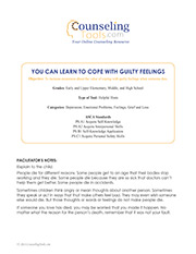You Can Learn to Cope with Guilty Feelings