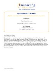 Attendance Contract