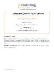 Career Exploration: Police Officers